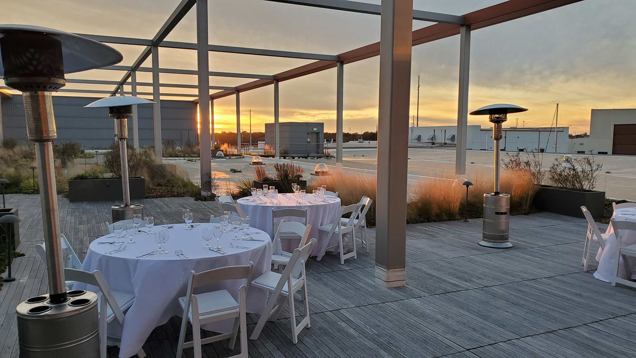 formal catering event in charleston sc
